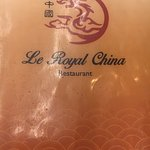 Fotografia lokality Le Royal China