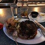 Beef tenderloin special. Yes!