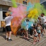 Colors party des clubs