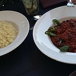 Chilli& rice