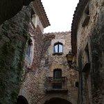 Foto van Village Medieval de Pals
