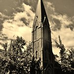 185-foot-tall spire