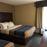 Room with 2 Queen size beds