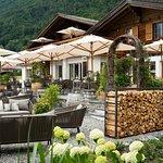 Ferienstimmung im Hotel Restaurant Burgseeli