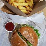 صورة فوتوغرافية لـ Holy Cow Burger