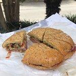 Italian Sandwich from Frank's