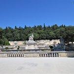 Le Jardin de la Fontaine, Nimes