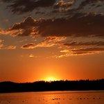 Georgetown Lake at Sunset