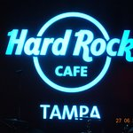 Foto de Hard Rock Cafe Tampa