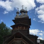Malye Karely Open Air Museum Foto