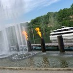 """""""Fire and Fountains"""" - The Landing"""