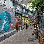 Photo of Graffiti Street