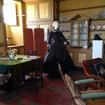 The housekeeper's parlour