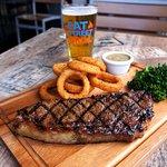 14 oz New York Steak