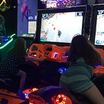my kids playing
