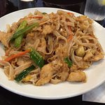 Chicken Pai Thai
