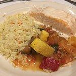 Banquet Entree - Salmon w/Champagne Sauce