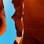 Photo of Antelope Canyon