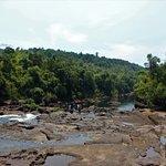 Tatai waterfalls scenic spot, near Koh Kong