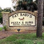 Foto de Fat Baby's Pizza & Subs