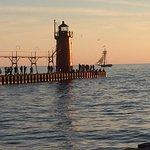 Foto de South Haven Lighthouses