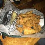Shrimp and Fish Basket