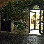 Their wine cellar is older then the Colosseum. The building is the oldest synagogue known.