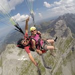 Photo of Paragliding Luzern