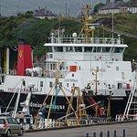 Caladonian MacBrayne Mallaig Harbour