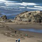 Foto de Face Rock State Scenic Viewpoint