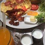 Foto van Blue Diamond Breakfast Club