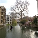 View from the Bridge of Sighs