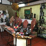 Handicrafts exhibition