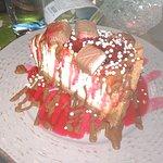 Cheese Cake NYK Lila Pause