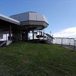 The upper station