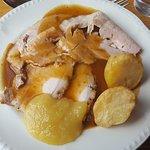 My Roast Pork Lunch