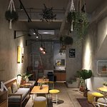instagramable look cafe