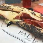 great filling sandwich