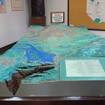 Livingstone Museum: topography of the area