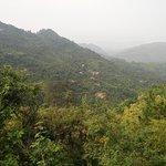 trek to jaitak fort from the resort