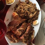 THE Boss Hog Platter
