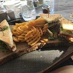 Foto de Grand Hotel Timeo Restaurant