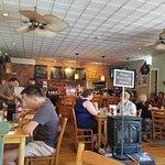 Corner Cafe Dining Area