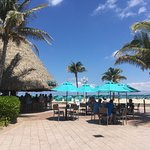 Lone Palm Beach Bar - Sits directly on the Hollywood Broadwalk beside Hollywood Beach