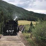 صورة فوتوغرافية لـ Cumbres & Toltec Scenic Railroad