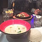 Green Thai Curry with coconut