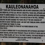 Phallic Rock (Ka Ule o Nanahoa) Foto