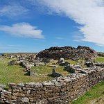 Photo of Broch of Gurness