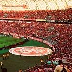 Beira-Rio num clássico pelo Brasileirão 2018: Inter X Corinthians