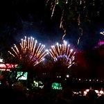 爱丁堡新年狂欢夜照片